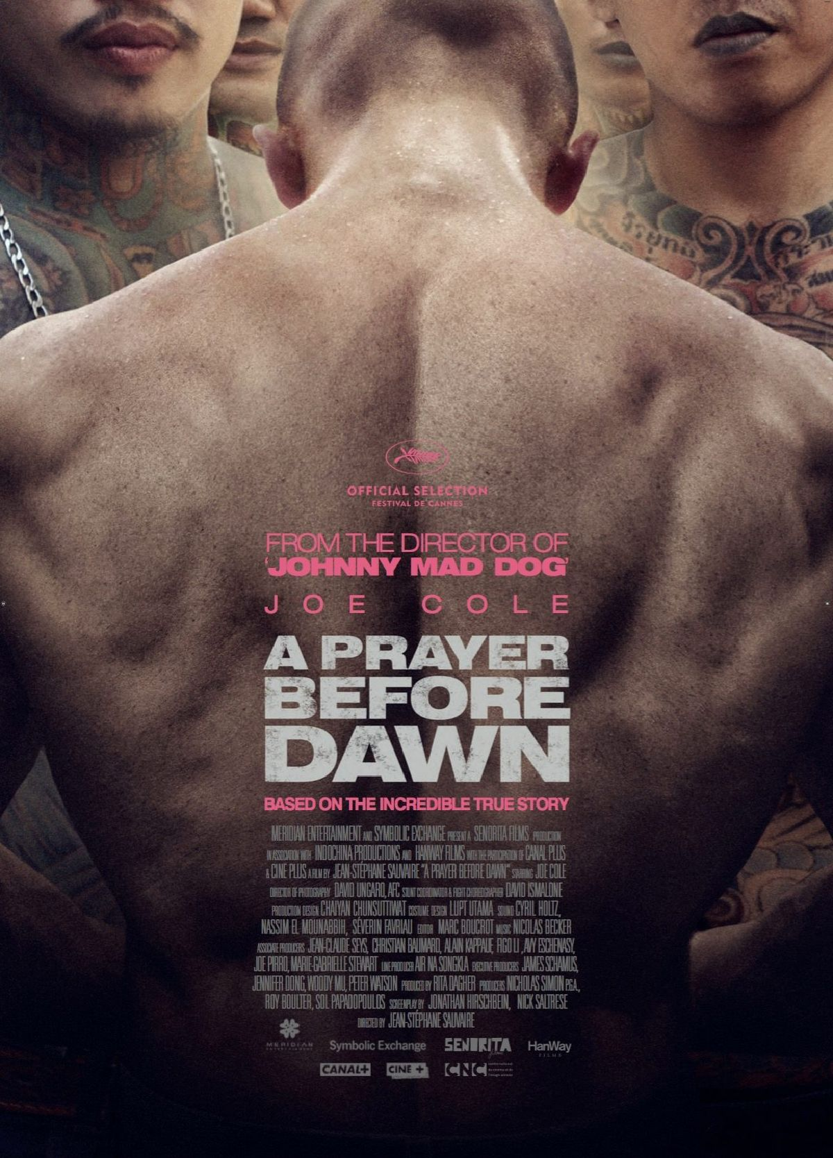 'A Prayer Before Dawn' movie poster