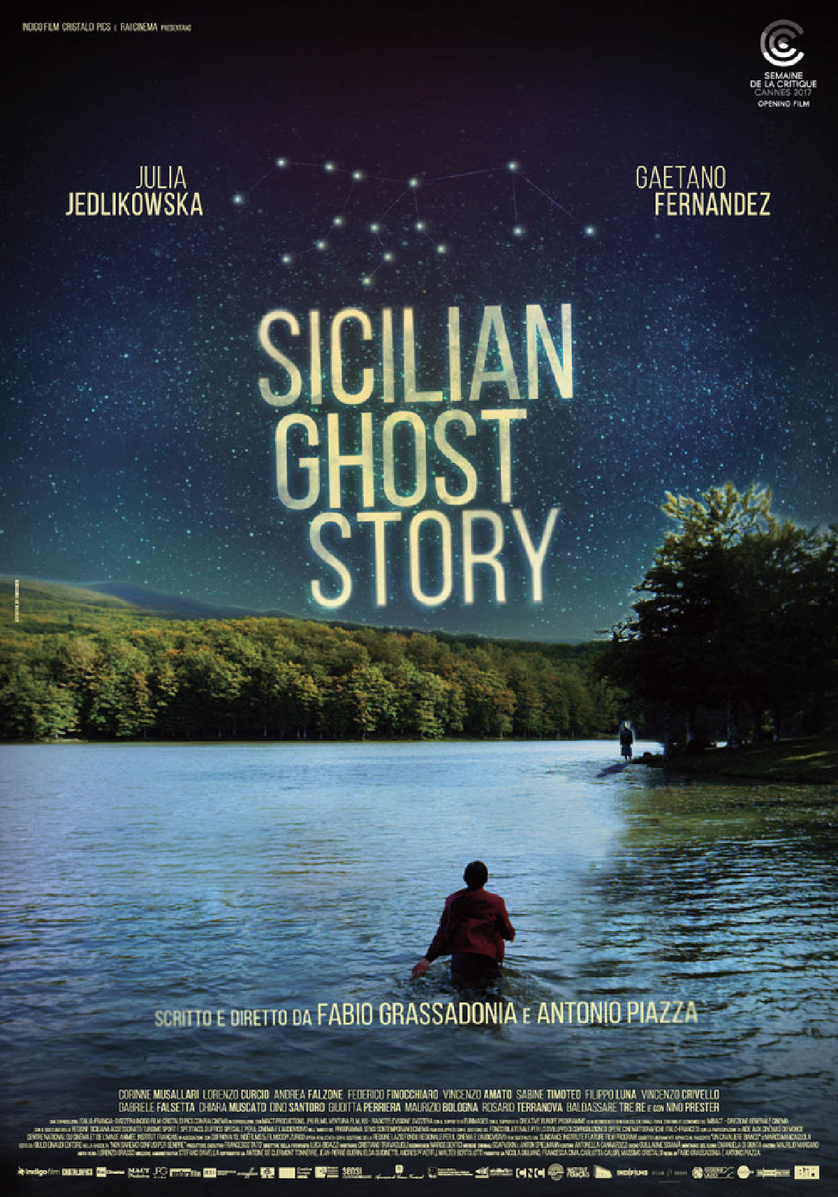 'Sicilian Ghost Story' movie poster