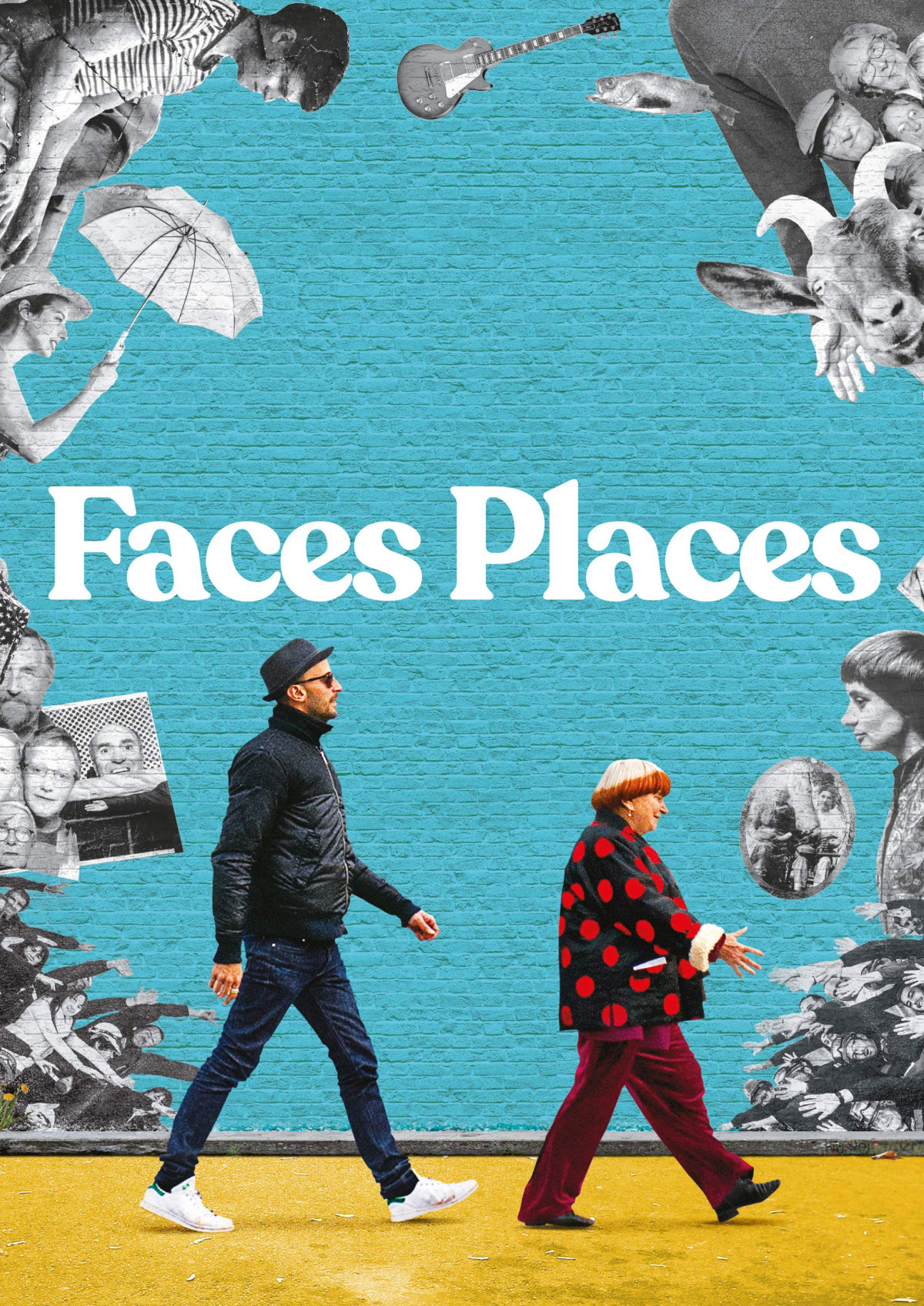 'Faces Places' movie poster