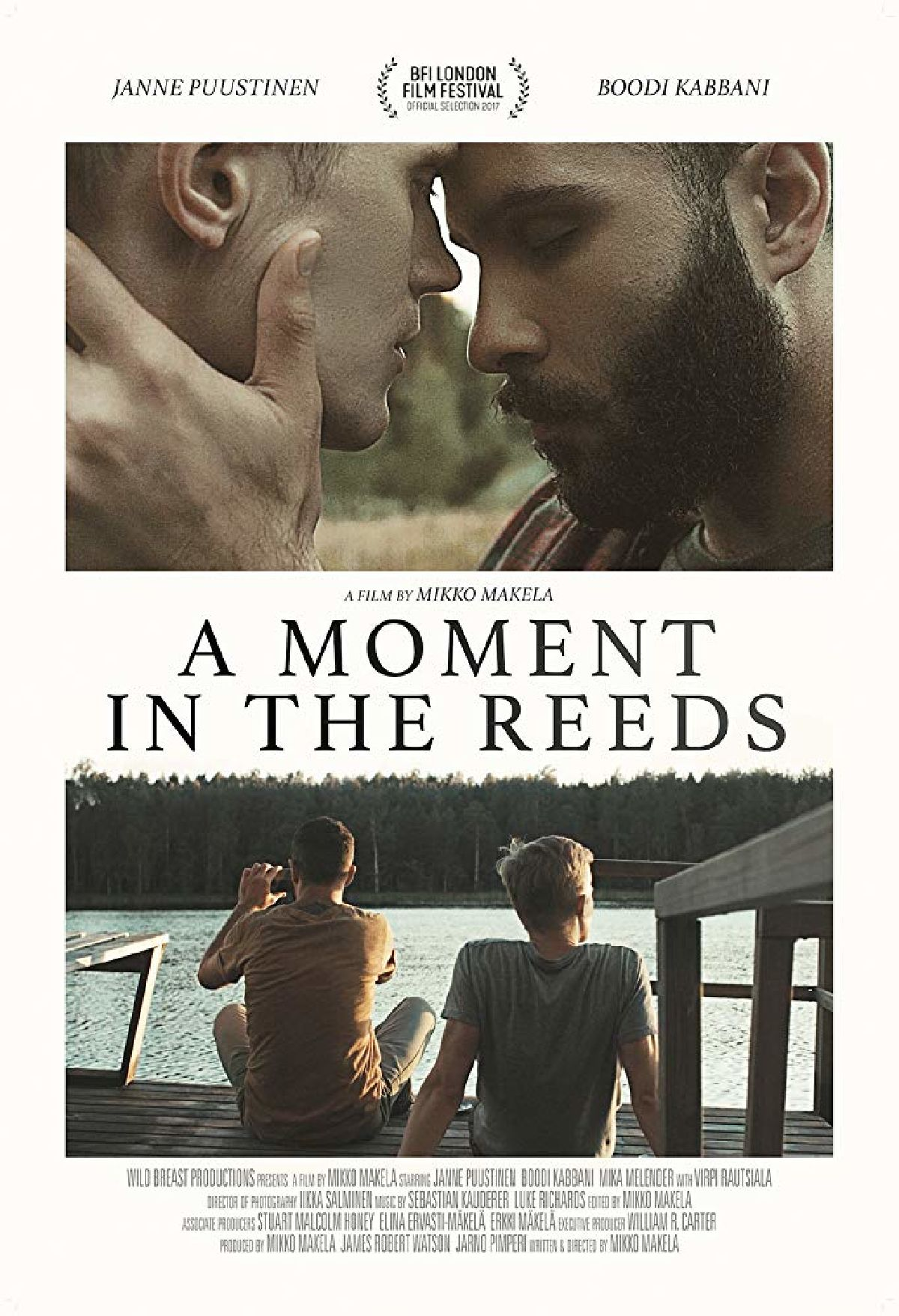'A Moment In The Reeds' movie poster