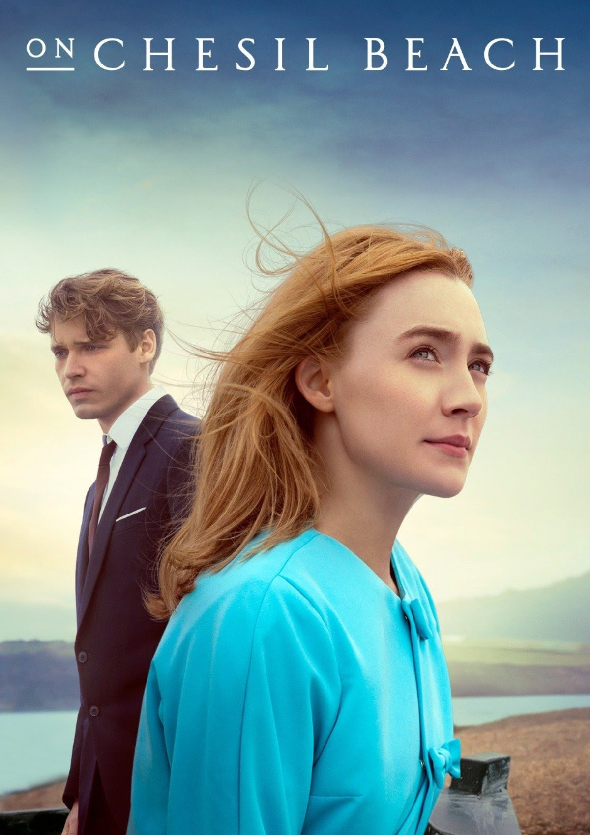 'On Chesil Beach' movie poster