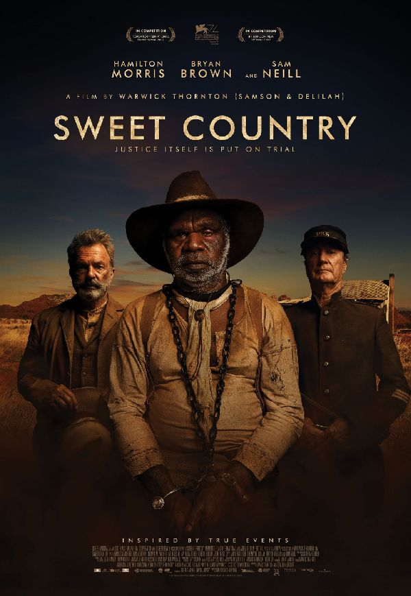 Poster for 'Sweet Country'