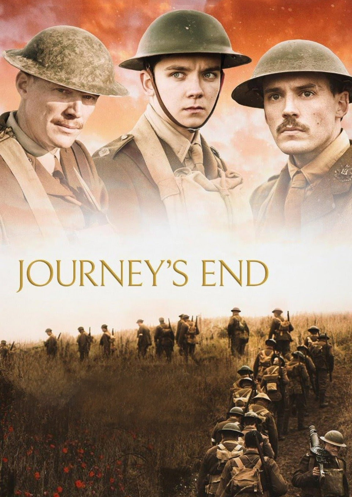 'Journey's End' movie poster