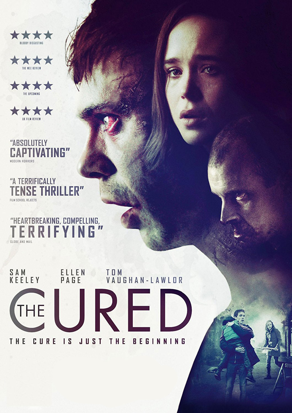 'The Cured' movie poster