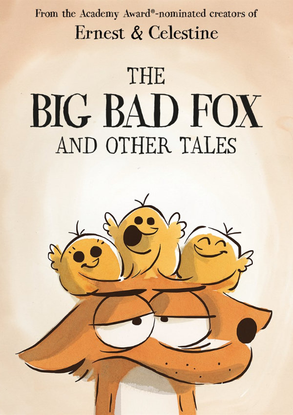 'The Big Bad Fox And Other Tales (Le Grand Mechant Renard Et Autres Contes)' movie poster