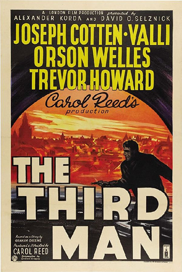 'The Third Man' movie poster