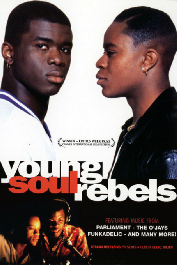 'Young Soul Rebels' movie poster
