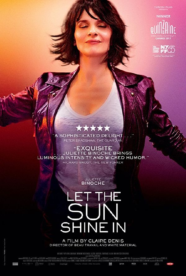 Poster for 'Let The Sun Shine In'
