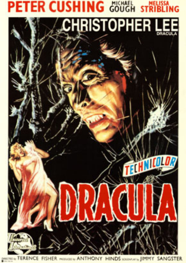 'Dracula' movie poster