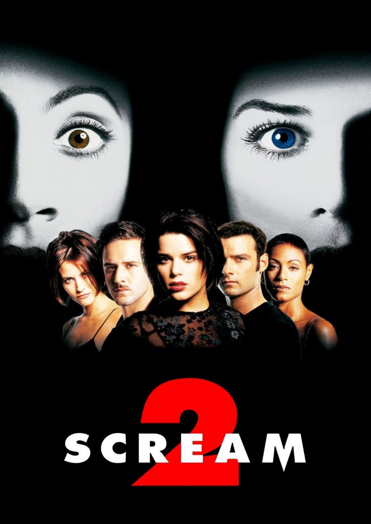 'Scream 2' movie poster