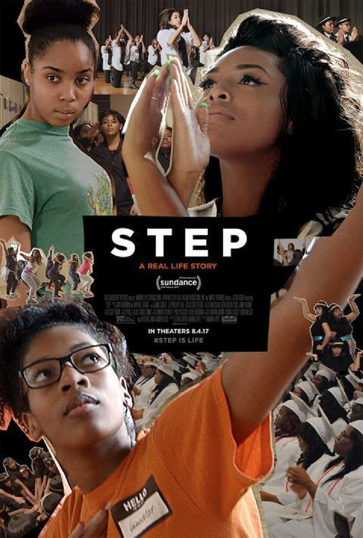 'Step' movie poster