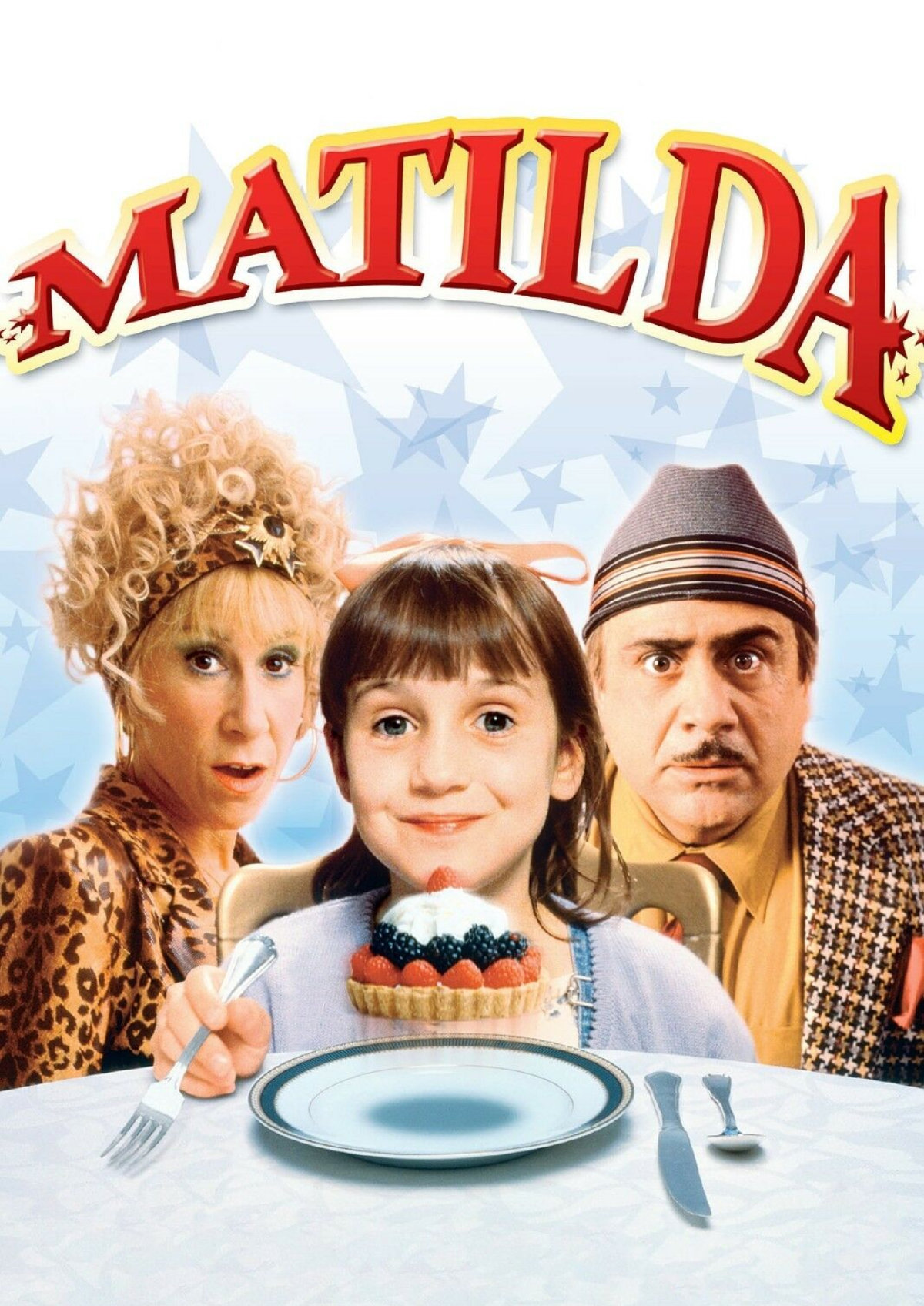 'Matilda' movie poster