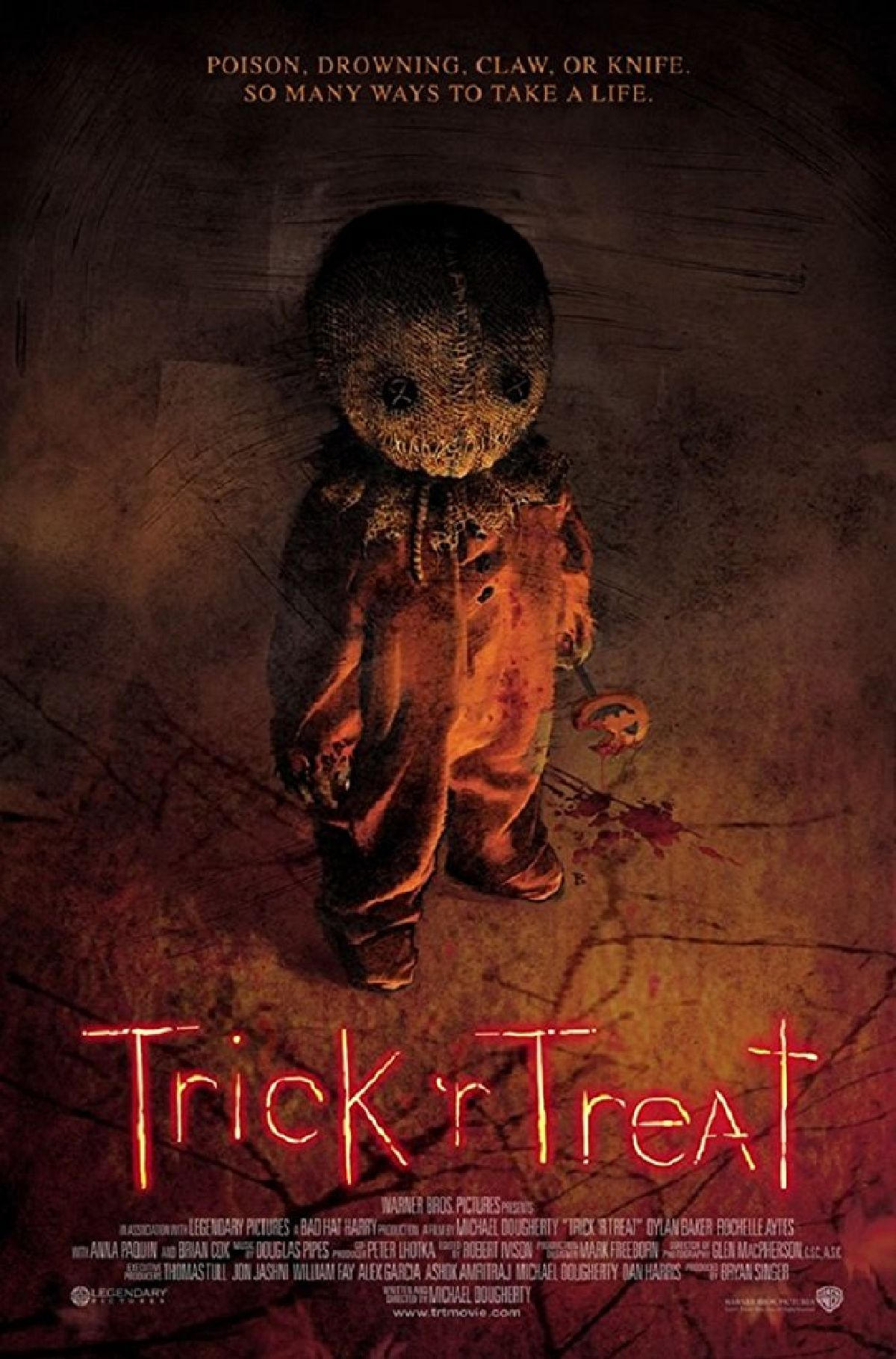 'Trick R' Treat' movie poster