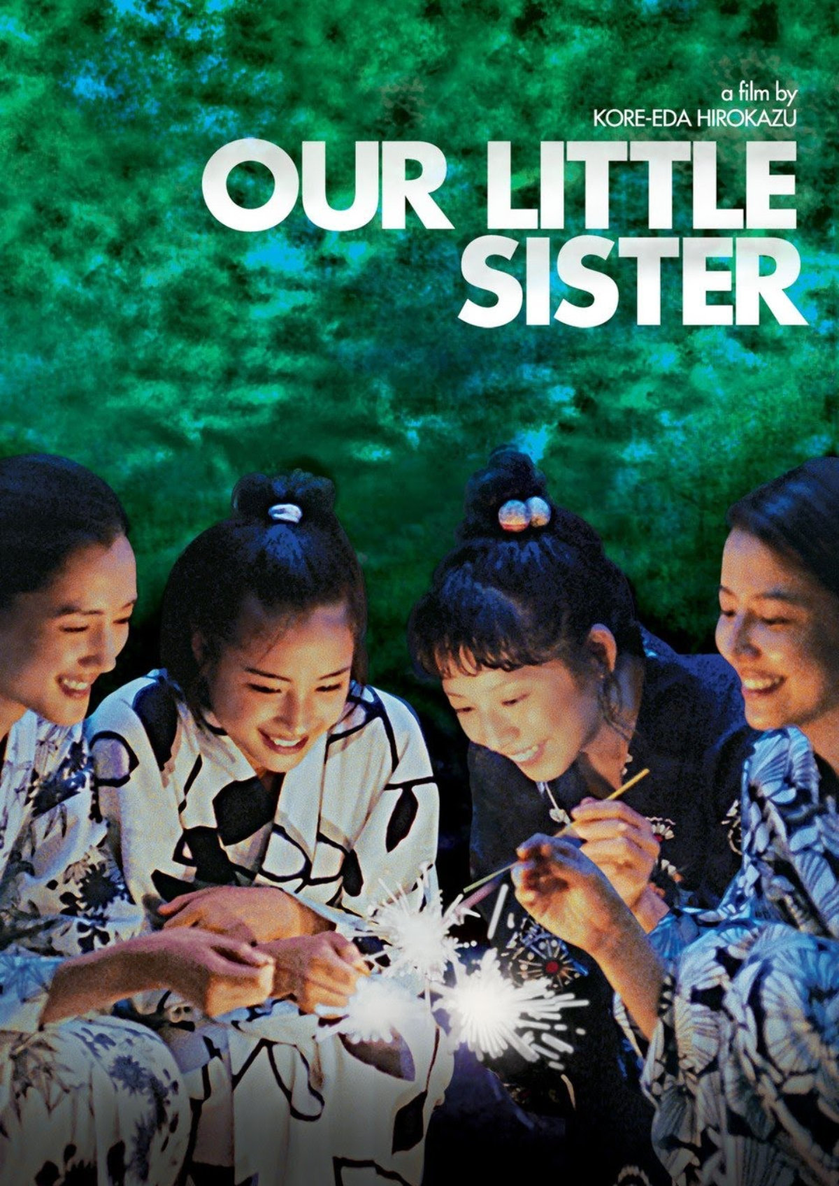 'Our Little Sister' movie poster