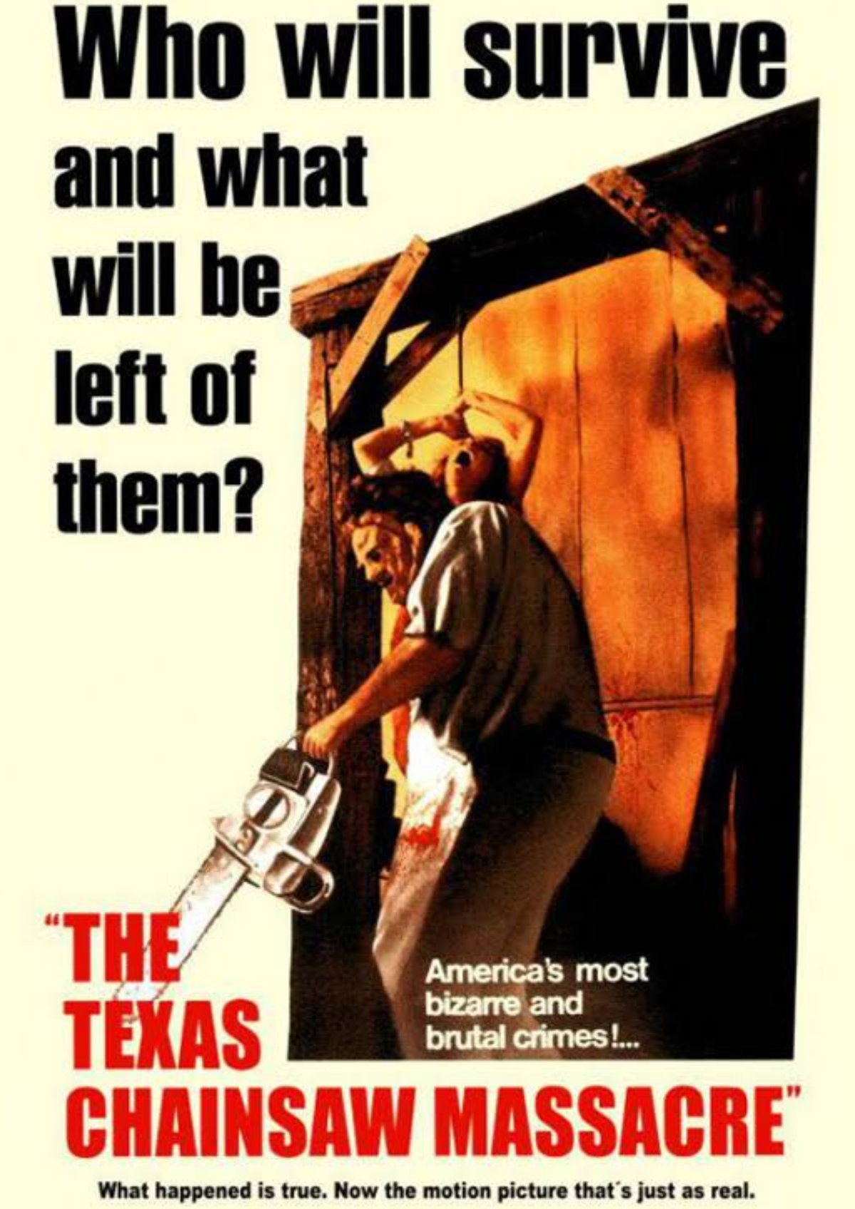 'The Texas Chainsaw Massacre (1974)' movie poster