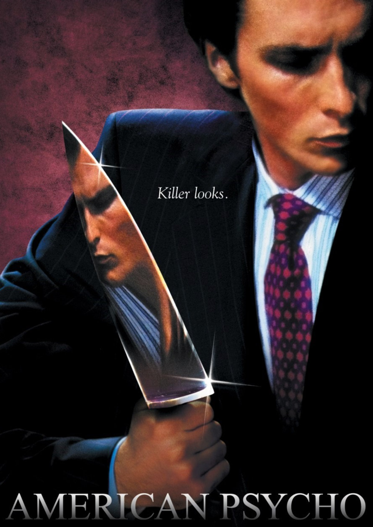 'American Psycho' movie poster