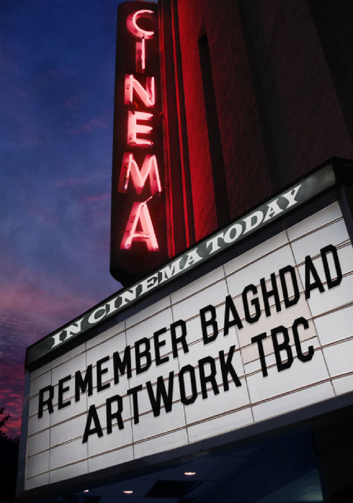 'Remember Baghdad' movie poster