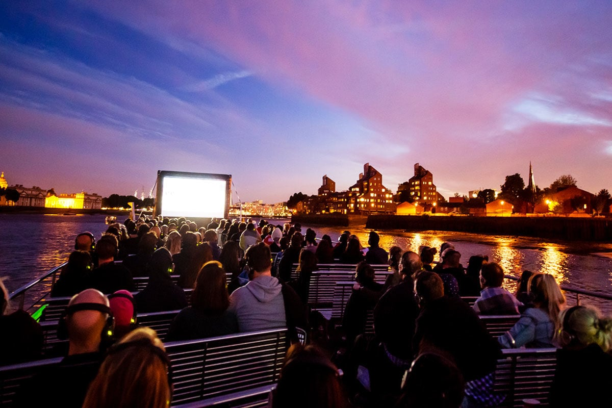 Time Out: Movies on the River